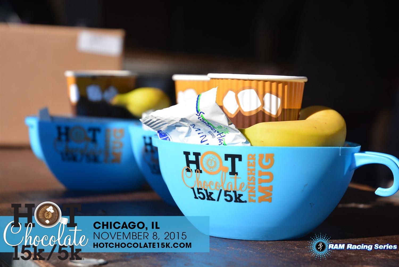Hot Chocolate Run Chicago - Pumpkin Chocolate Chip Cookies